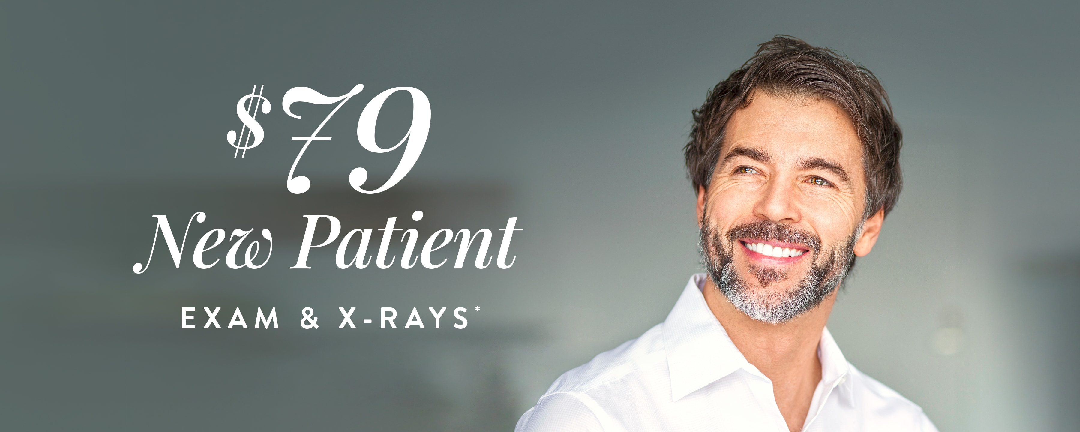 $79 New Patient Special